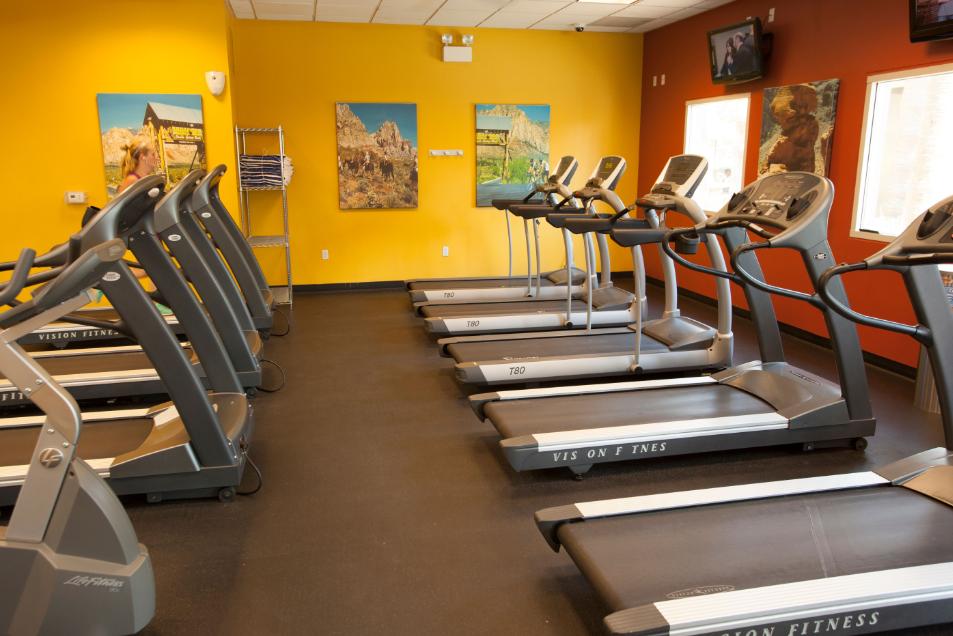 Resort Exercise Room