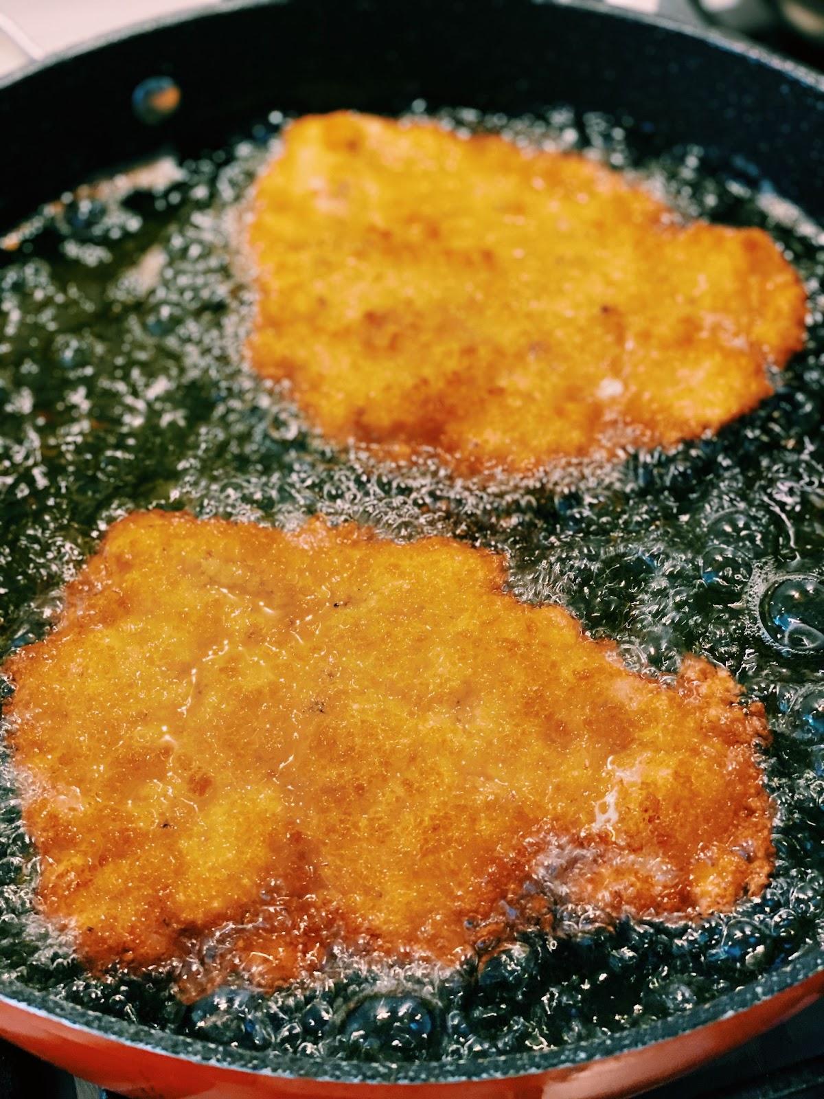 Japanese Fried Chicken Cutlet