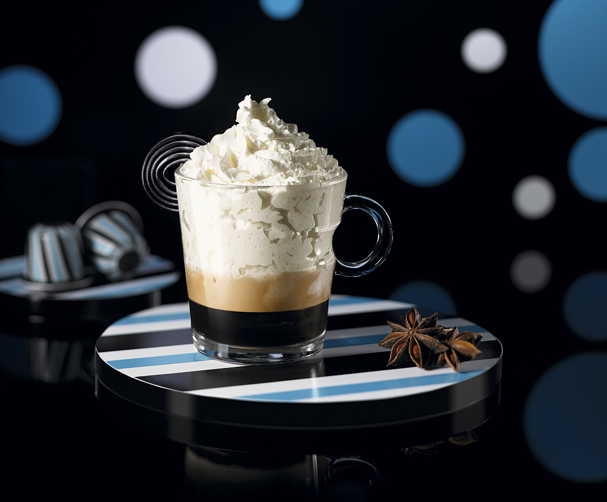 Nespresso celebra estas fiestas con una colorida edición 0