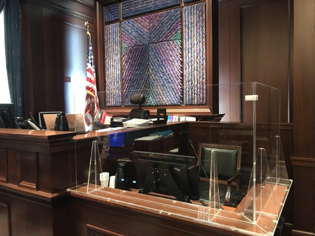 Recognizably a Courtroom': US Judiciary to Get a Virus-Minded Makeover –  Courthouse News Service