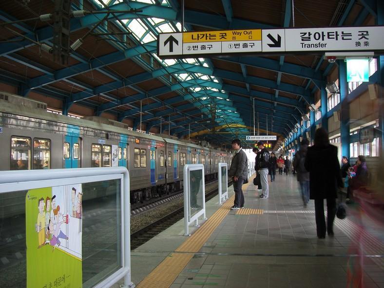 Phương tiện di chuyển phổ biến ở Hàn Quốc