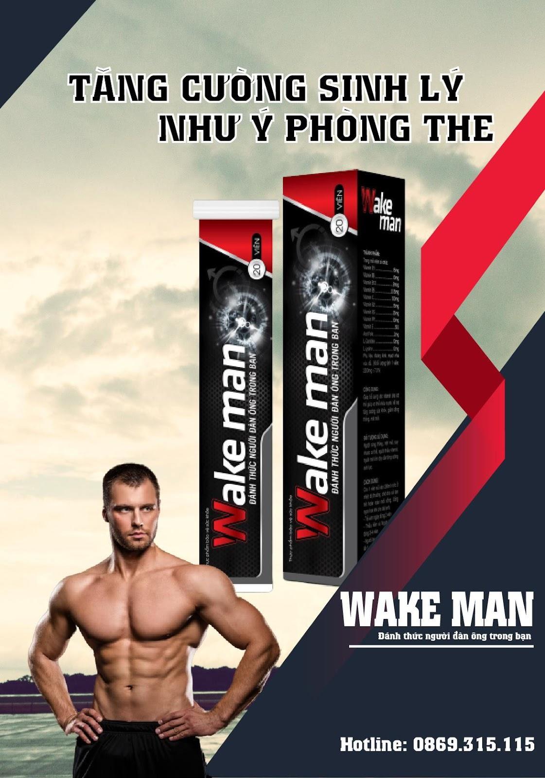 WAKE MAN – Tự hào là sản phẩm mang nhãn hiệu xuất sắc Đất Việt năm 2020 - Ảnh 5