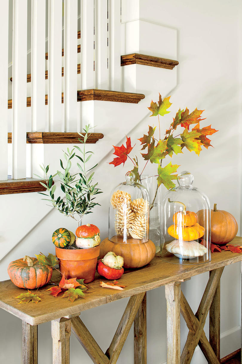 Image result for fall home decor
