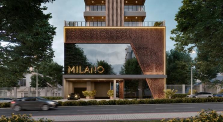 Edifício Milano - apartamentos na planta para investir em Chapecó
