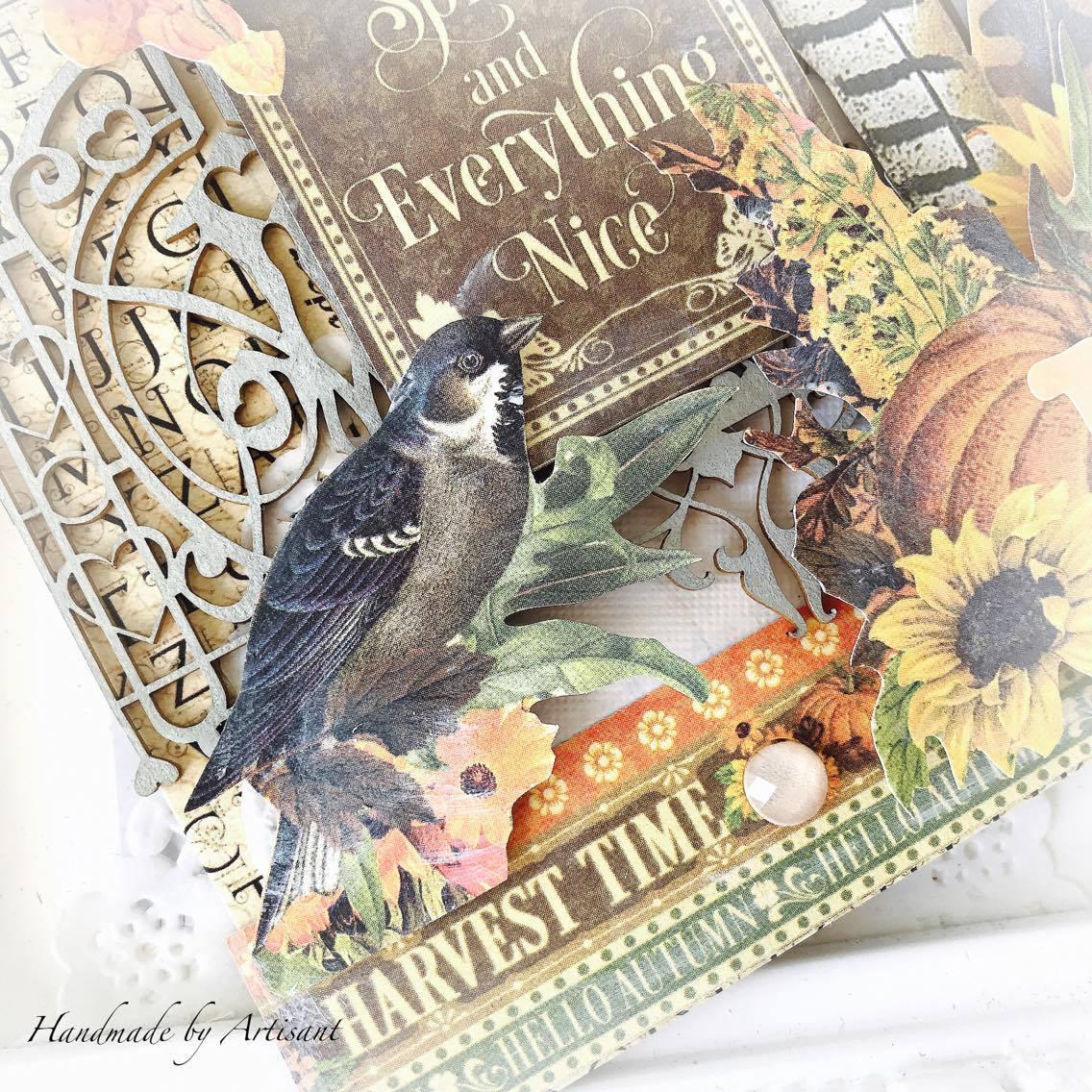 """Seasons"" 60 sec. card for Graphic 45, by Aneta Matuszewska, photo 5.jpg"