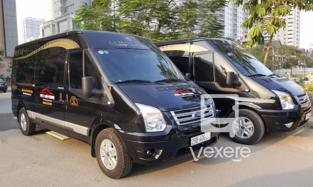 Xe Cô Tô Limousine từ Hà Nội đi Quảng Ninh