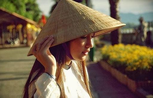 Конусные шляпы во Вьетнаме