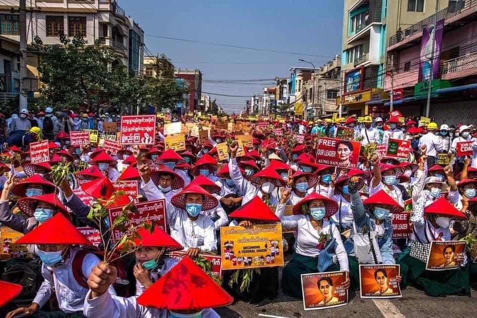 THIÊN AN MÔN MYANMAR VÀ TRẬN ĐẠI PHÁO DỨA ĐÀI LOAN