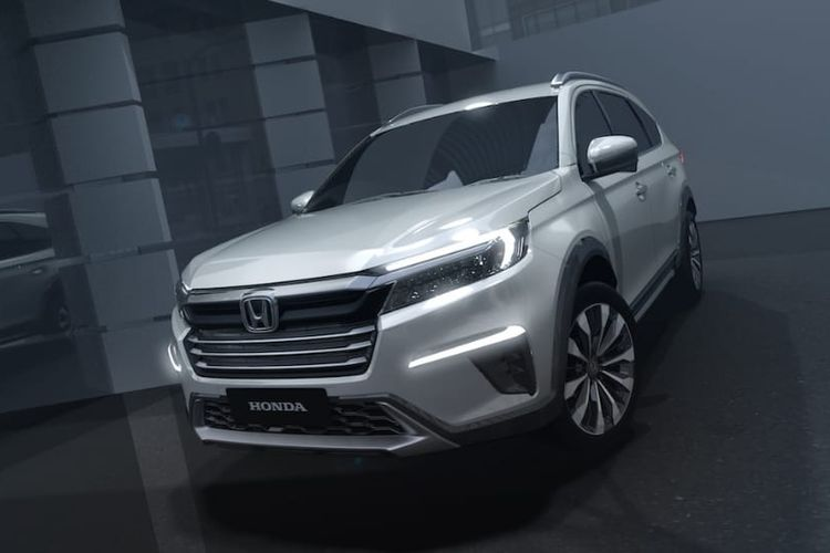 Honda BR-V 2021 new model