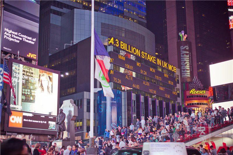 Таймс сквер ночью. США глазами туриста, туризм, факты