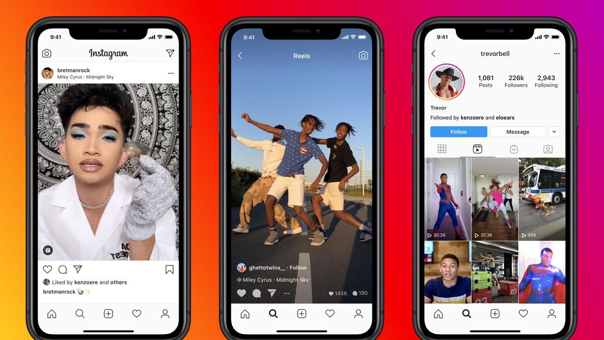 O Reels chegou há poucos meses mas já está fazendo o maior sucesso. É um dos tipos de posts para Instagram em ascensão.