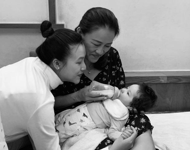 MC Hoàng Oanh gửi tâm thư dành cho mẹ trong khoảng thời gian vắng chồng - ảnh 2