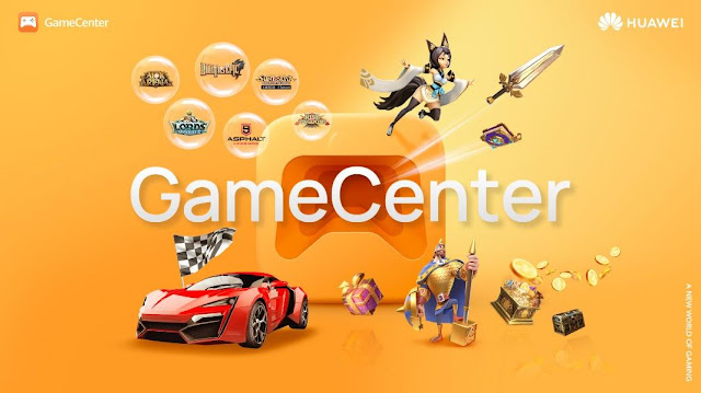 O GameCenter é a nova plataforma de jogos para dispositivos Huawei