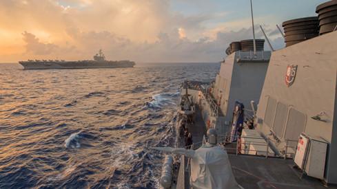 Hải quân Pháp sẽ tuần tra ở Biển Đông trong năm nay - ảnh 1