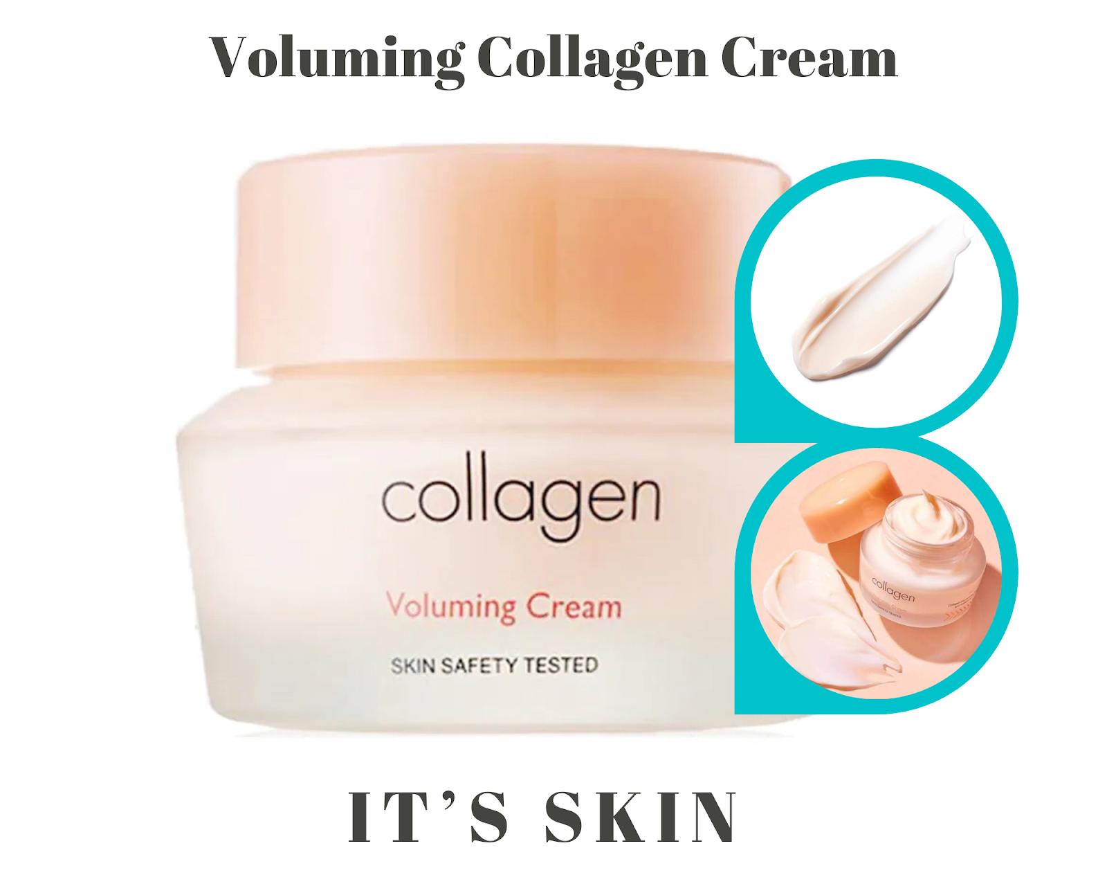 2. It's Skin Voluming Collagen Cream
