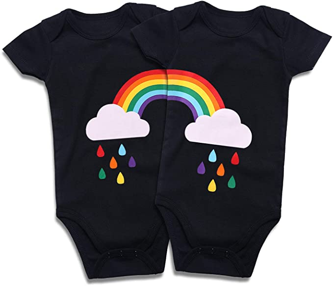 Rainbow Bodysuits