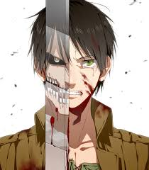 Image result for eren jaeger fan art