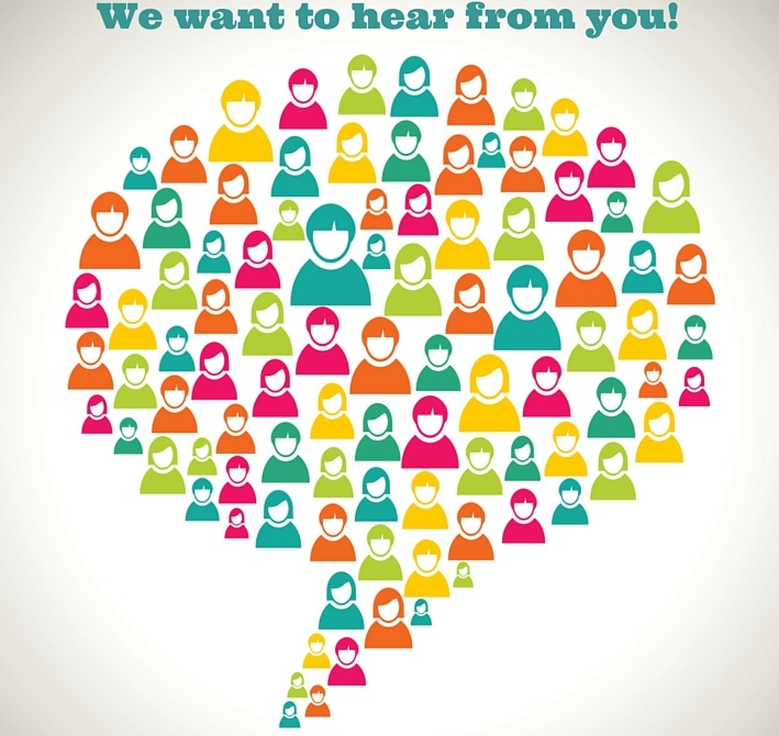 We want to hear from you!.jpg