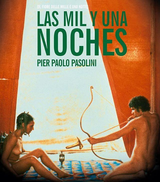 Las mil y una noches (1974, Pier Paolo Pasolini)