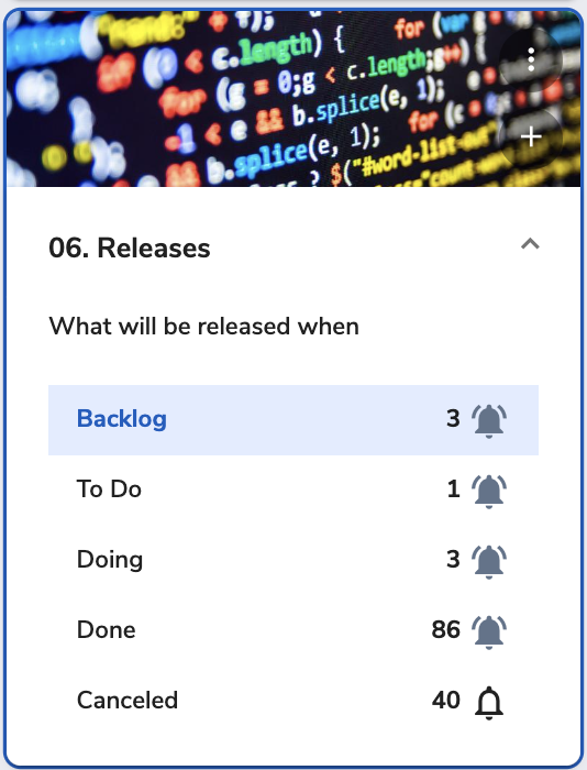 release planning process