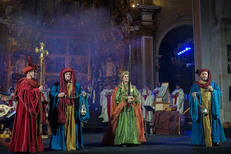 Resultado de imagen de catedral de valencia el cant de la sibila en valencia