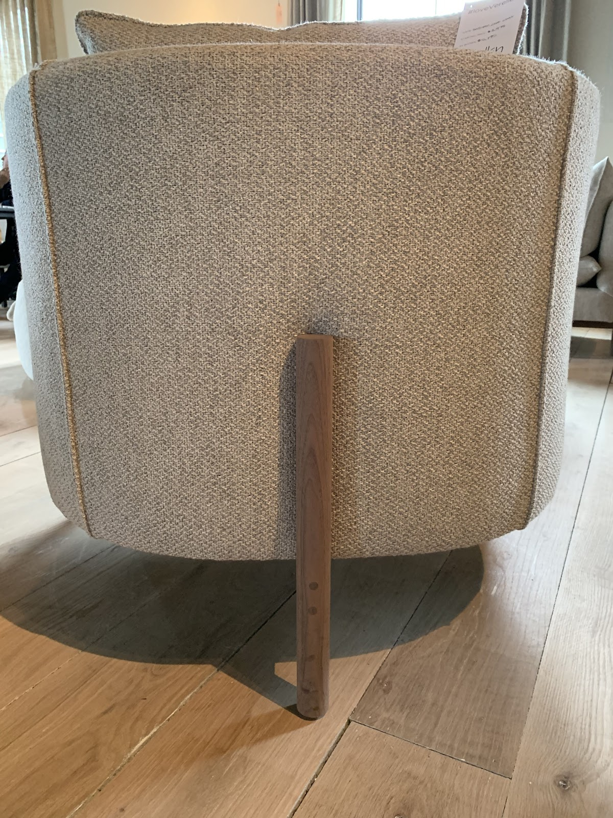 Tara Fust Design northern Atlanta, timeless, effortless home decor and furniture trends: chair back details