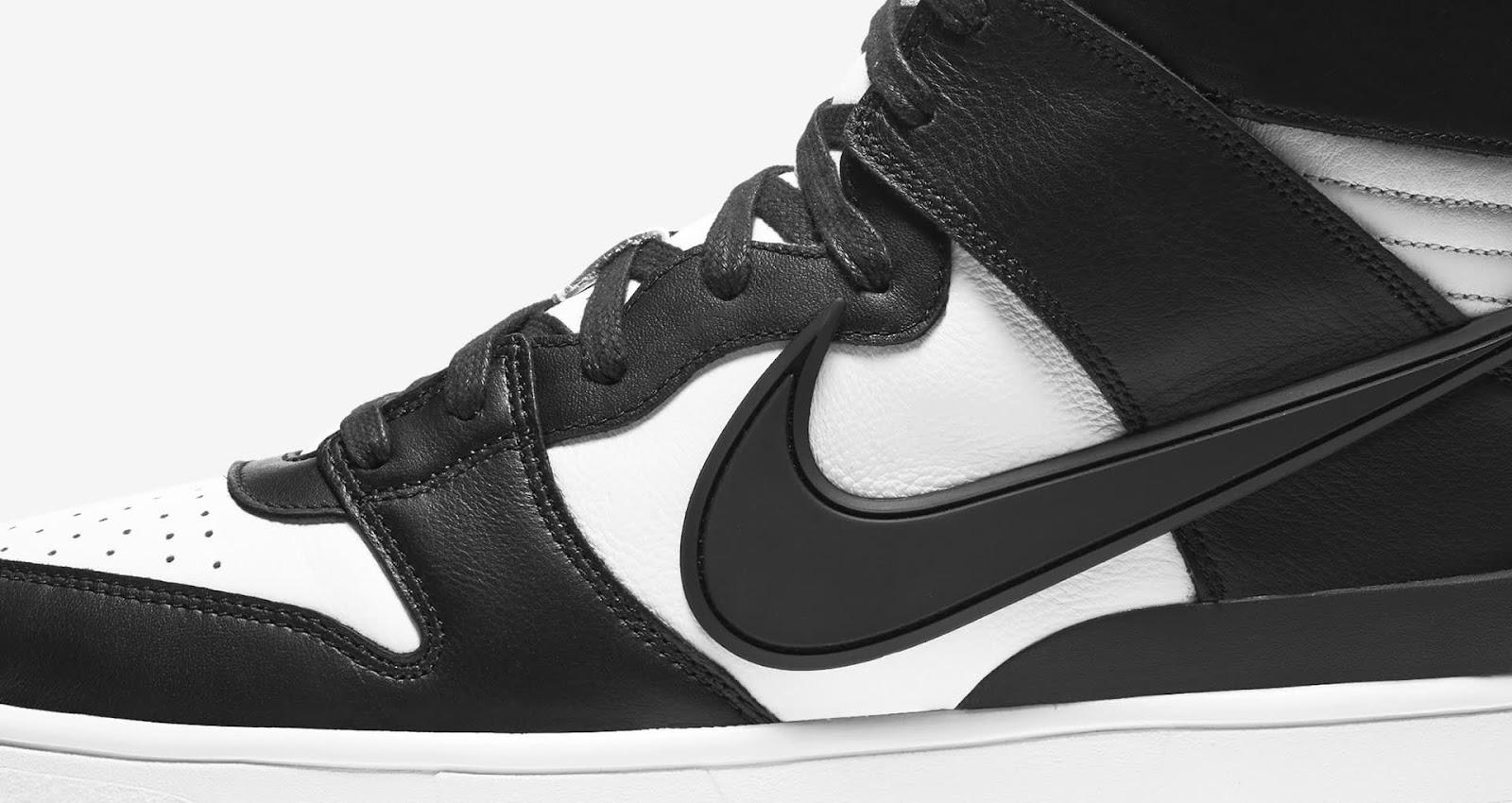 Nike Dunk High X AMBUSH รองเท้าที่ทาง Nike Collaboration กับแบรนด์แฟชั่นจากโตเกียว 02