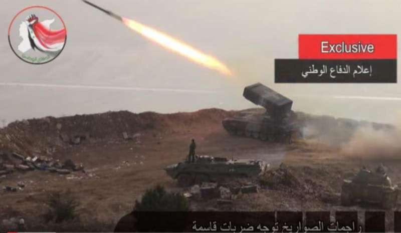 Новое российское оружие и амуниция на вооружении сирийской армии