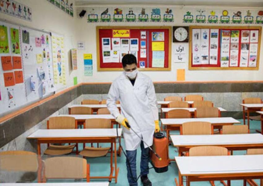 مدارس به گونه محدود بازگشایی می شود