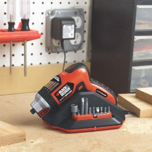 Best cordless screwdrivers: BLACK And DECKER LI4000 3.6 Volt Lithium-Ion Cordless Screwdriver ...