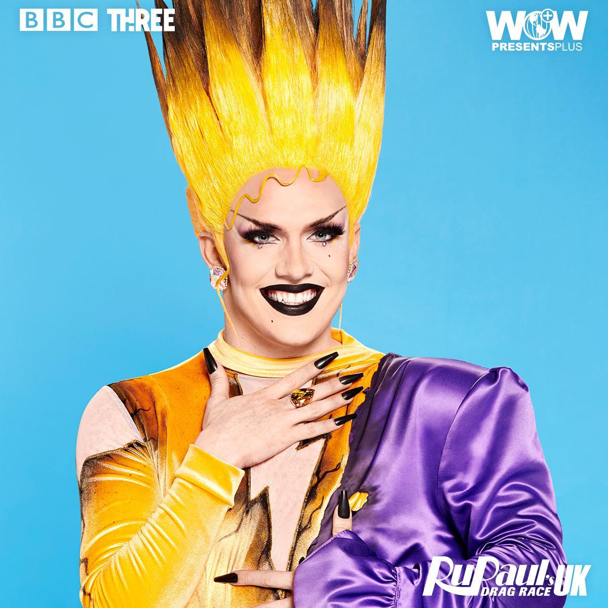 Meet the Queens of RuPaul's Drag Race UK Season 3! 26