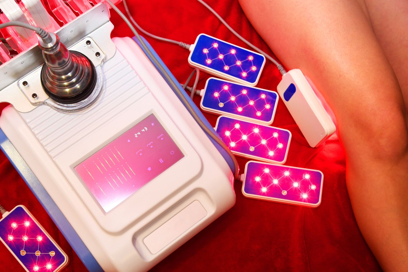 Non-Invasive Lipo Laser Therapy