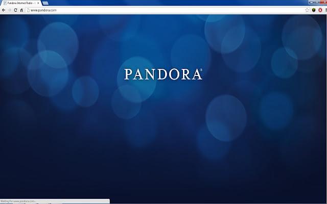 Pandora Listener chrome extension