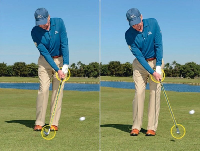 Chip Golf là một trong những kỹ thuật chơi quan trọng của Golfer