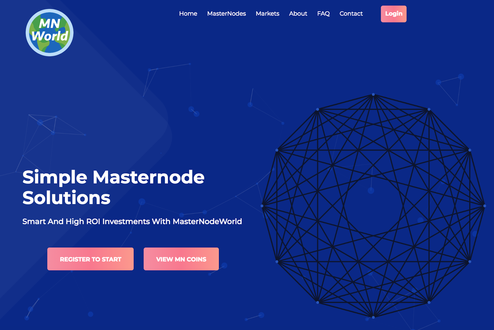 Homepage MNWorld masternodes