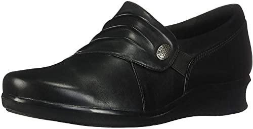Amazon.com | Clarks Women's Hope Roxanne Loafer | Loafers & Slip-Ons