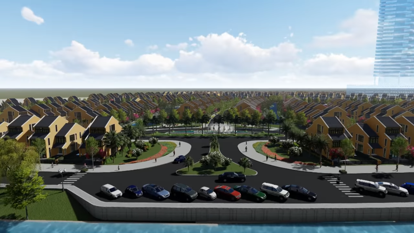 Các dự án khu đô thị Điện Nam Điện Ngọc