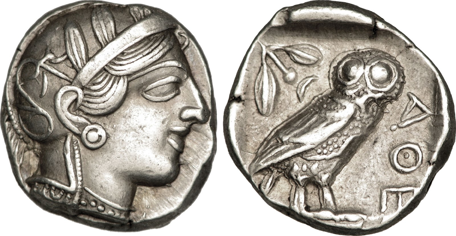 Symbol and their meaning the owl athenian tetradrachm representing athena and on the reverse an owl biocorpaavc