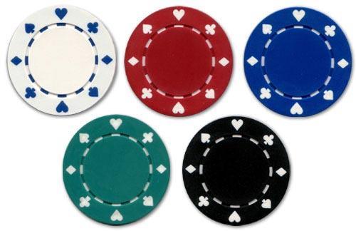 Có nhiều tập hợp khác nhau khi chơi poker