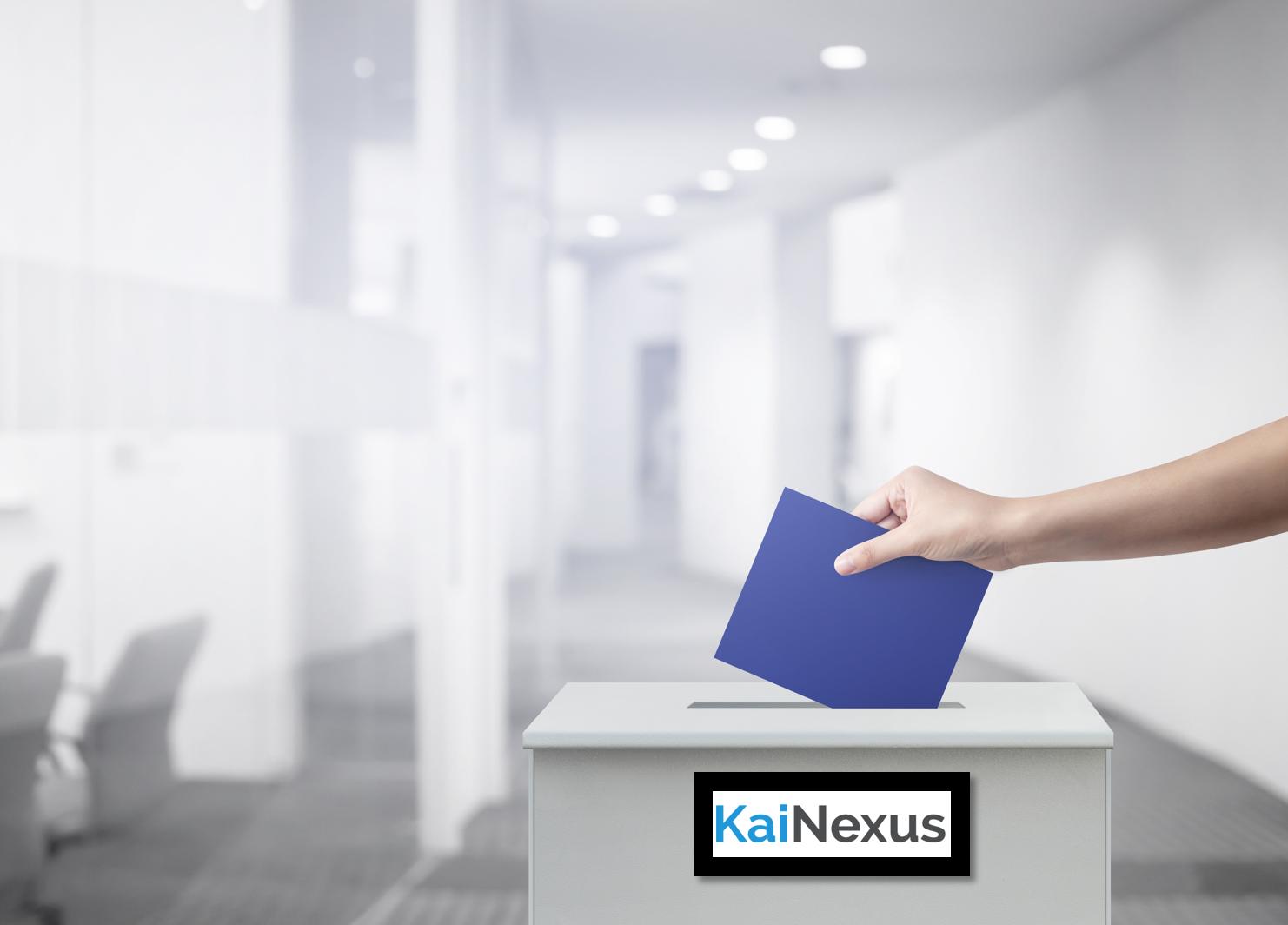 KaiNexus Suggestion Box