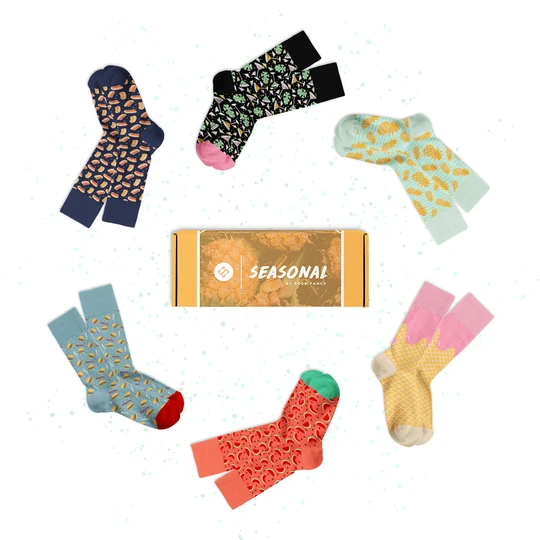 best sock fancy for girls: Seasonal Box: Summer 20