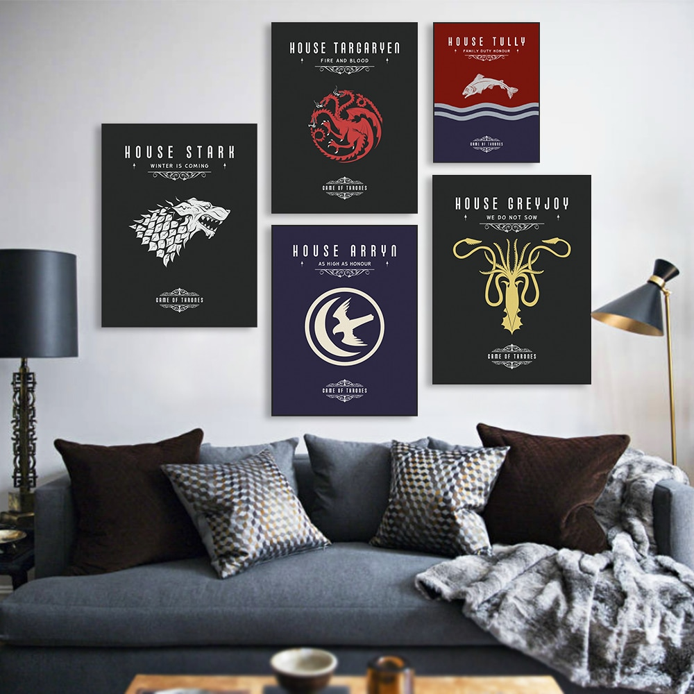Attach Your Favorite Poster To Define Your Style