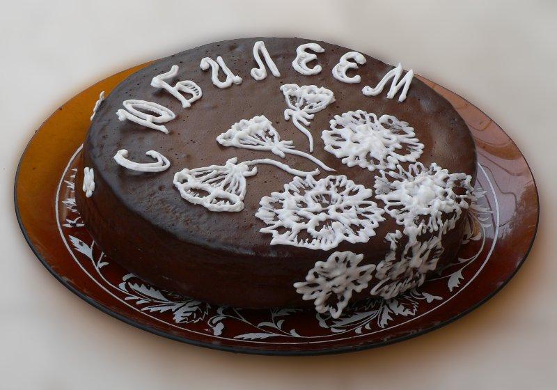 чем делать надписи на торте