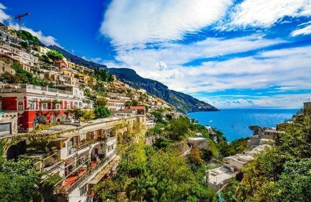 Amalfi Coast, Italy, Positano, Sorrento, Amalfi