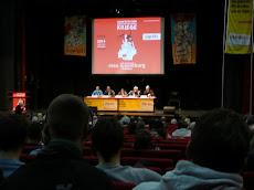 XIX. Rosa Luxemburg Konferenz in Berlin.