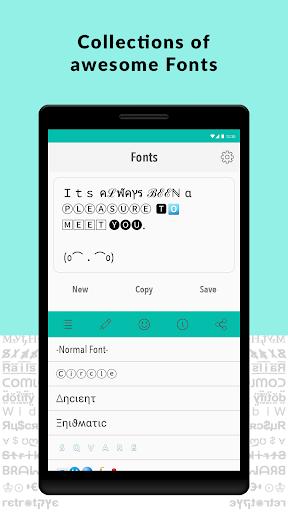 Font Changer Pro- screenshot thumbnail