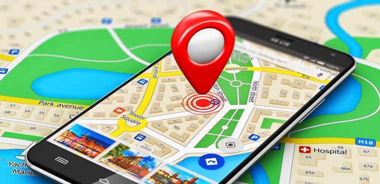 Định vị GPS của các lô đất
