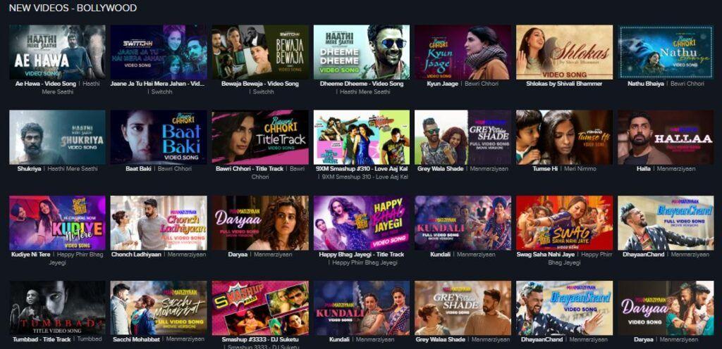 Eros Now Movies