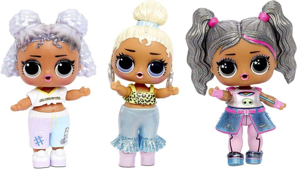 LOL Surprise Present Surprise Series 3 dolls