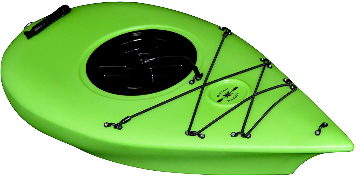 extreme sport outfitters hydrokaddy storage for kayak camping